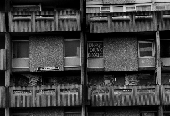 Social Issues「Hulme Crescents」:写真・画像(17)[壁紙.com]