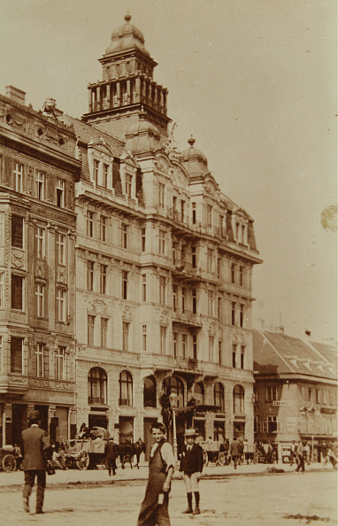 City Life「The Renovated Theater An Der Wien In Vienna Of The Left Line」:写真・画像(11)[壁紙.com]