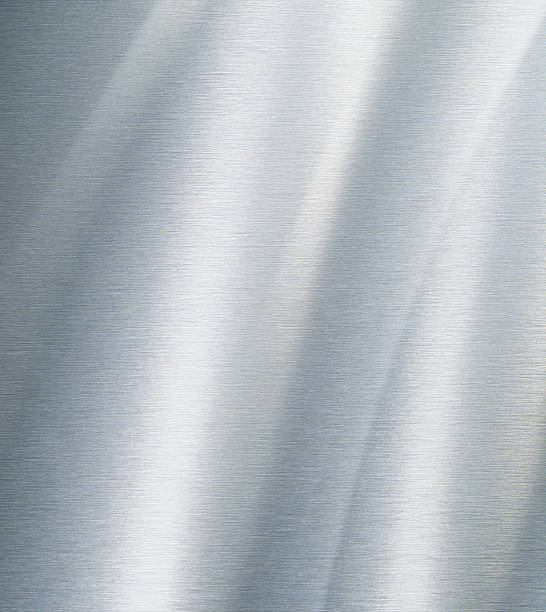 Brushed aluminium texture XL:スマホ壁紙(壁紙.com)