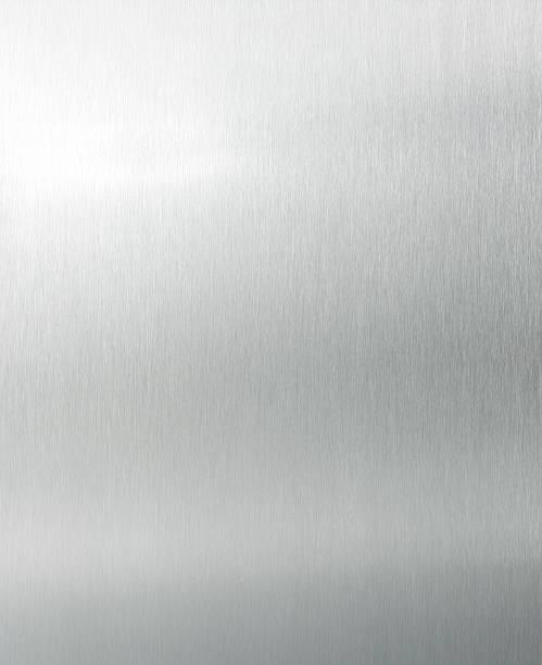Brushed aluminium XL:スマホ壁紙(壁紙.com)