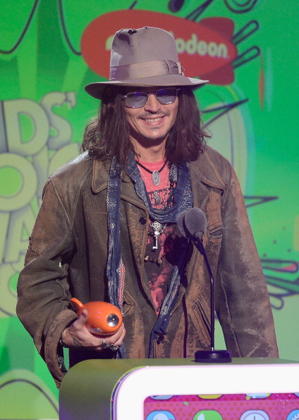 ダーク・シャドウ「Nickelodeon's 26th Annual Kids' Choice Awards - Show」:写真・画像(0)[壁紙.com]
