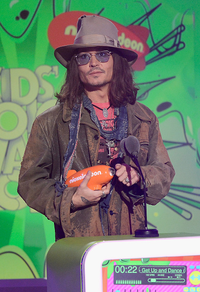 ダーク・シャドウ「Nickelodeon's 26th Annual Kids' Choice Awards - Show」:写真・画像(1)[壁紙.com]