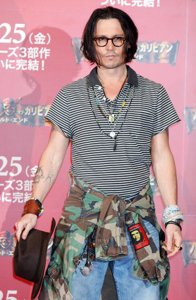 "Junko Kimura「""Pirates Of The Caribbean: At Worlds End"" Asia Premiere」:写真・画像(14)[壁紙.com]"