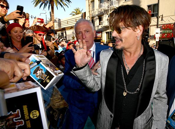 "Rich Fury「Premiere Of Disney's ""Pirates Of The Caribbean: Dead Men Tell No Tales"" - Red Carpet」:写真・画像(12)[壁紙.com]"