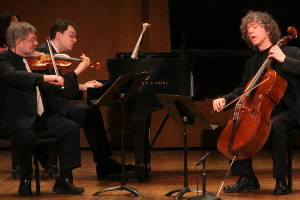 Violinist「Piano Trio」:写真・画像(10)[壁紙.com]