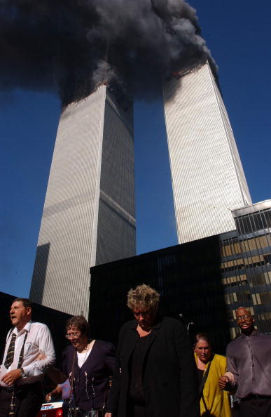 Tower「World Trade Center Attacked by Airplane」:写真・画像(18)[壁紙.com]