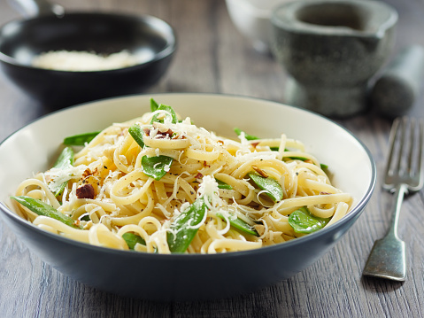 Close-up「Cacio e pepe mangetout と」:スマホ壁紙(8)