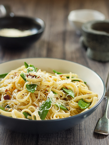 Close-up「Cacio e pepe mangetout と」:スマホ壁紙(10)
