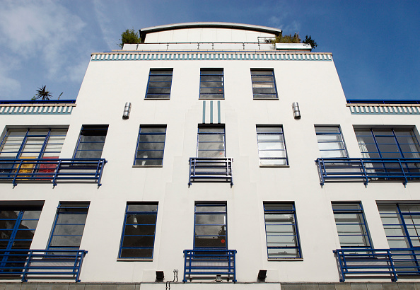 Art Deco「Art-deco inspired apartments, Holborn, London, UK」:写真・画像(17)[壁紙.com]