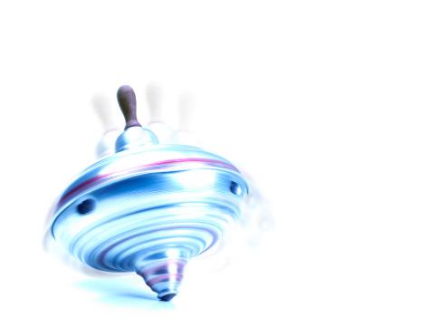 Spinning「Spinning top」:スマホ壁紙(8)