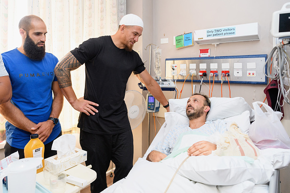 Sonny Bill Williams「Christchurch Mourns After Worst Mass Shooting In New Zealand's History」:写真・画像(18)[壁紙.com]
