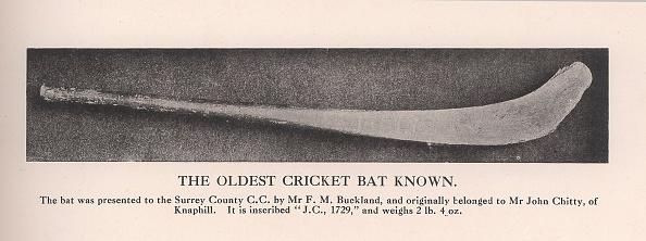 Panoramic「The oldest cricket bat known, 1912」:写真・画像(12)[壁紙.com]