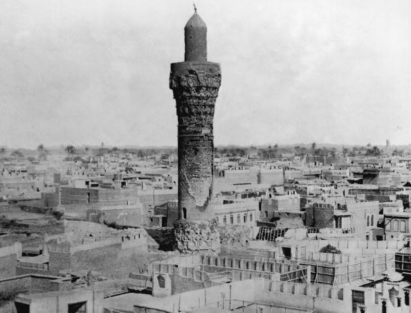 Baghdad「Oldest Minaret」:写真・画像(7)[壁紙.com]