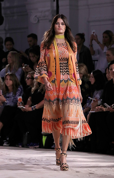London Fashion Week「Temperley London - Runway - LFW September 2016」:写真・画像(0)[壁紙.com]