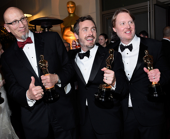 Hollywood and Highland Center「87th Annual Academy Awards - Governors Ball」:写真・画像(8)[壁紙.com]