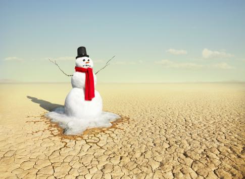 Lake Bed「snowman in the desert」:スマホ壁紙(9)