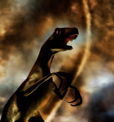 Evil「Raptor」:スマホ壁紙(17)