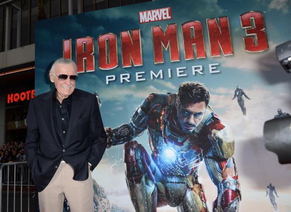 "El Capitan Theatre「Premiere Of Walt Disney Pictures' ""Iron Man 3"" - Red Carpet」:写真・画像(19)[壁紙.com]"