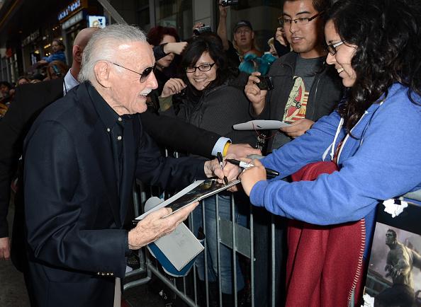 "El Capitan Theatre「Premiere Of Walt Disney Pictures' ""Iron Man 3"" - Red Carpet」:写真・画像(14)[壁紙.com]"