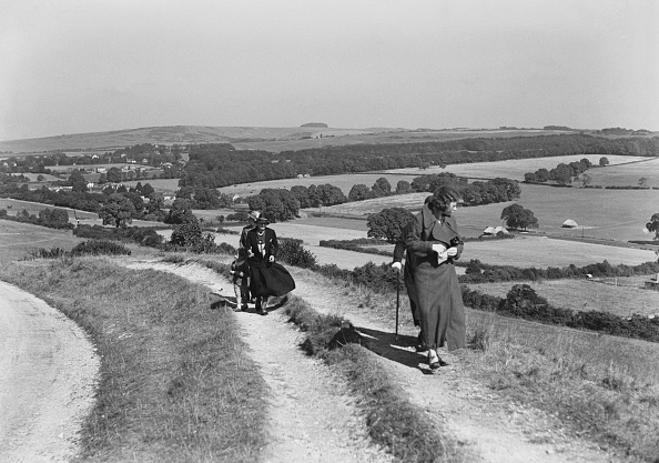 Rural Scene「Country Walk」:写真・画像(11)[壁紙.com]