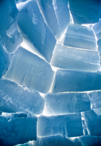 Igloo「Artic Igloo interior, Churchill, Manitoba, Canada」:スマホ壁紙(16)