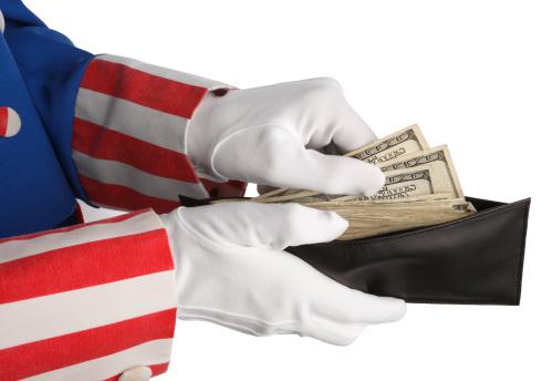 Politics「Government Spending」:スマホ壁紙(11)