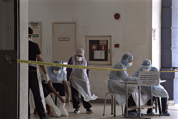 Malaysia「Malaysia Under Lockdown As The Coronavirus Continue To Spread」:写真・画像(15)[壁紙.com]