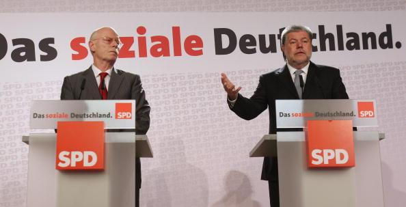 Announcement Message「German Vice Chancellor Muentefering Steps Down」:写真・画像(9)[壁紙.com]