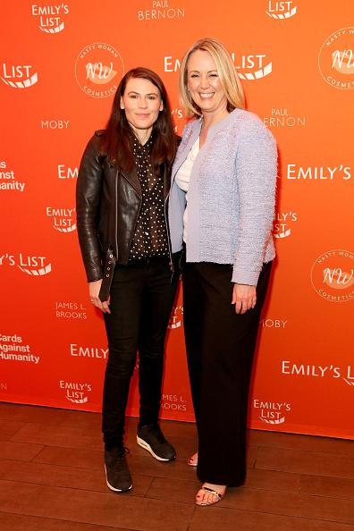 "Leather Jacket「EMILY's List's ""Resist, Run, Win"" Pre-Oscars Brunch」:写真・画像(16)[壁紙.com]"