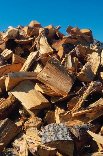 Log「Wood pile」:スマホ壁紙(4)