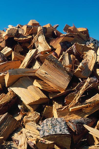 Wood pile:スマホ壁紙(壁紙.com)