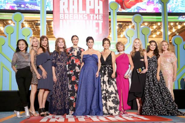"""Ralph Breaks The Internet"" World Premiere:ニュース(壁紙.com)"