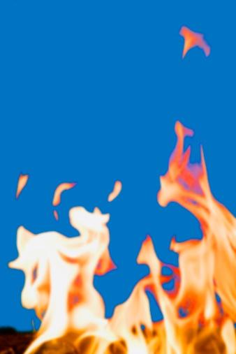 Hell「A fire」:スマホ壁紙(11)