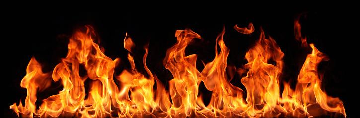 炎「火災」:スマホ壁紙(16)