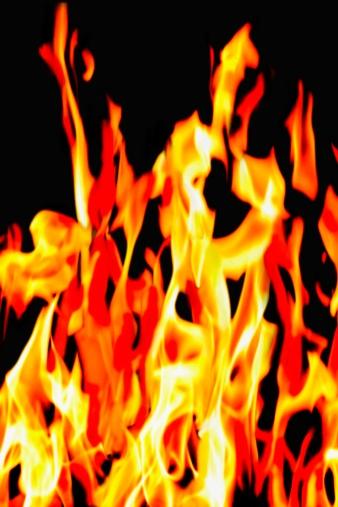 Hell「A fire」:スマホ壁紙(12)