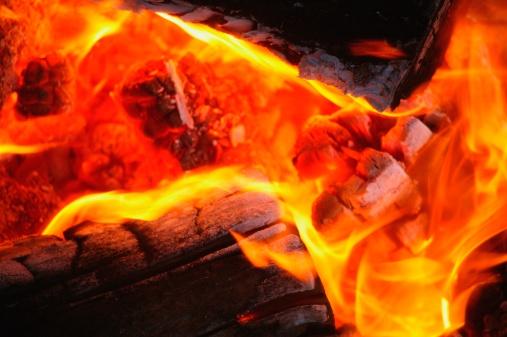Hell「A fire」:スマホ壁紙(1)