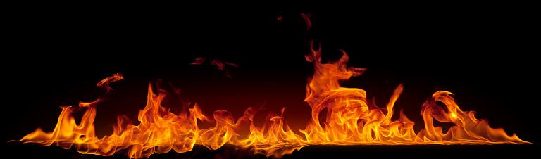炎「火災」:スマホ壁紙(9)