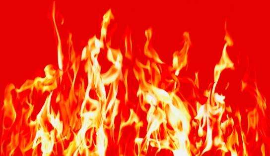 Hell「A fire」:スマホ壁紙(16)