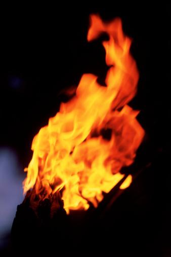 炎「Fire」:スマホ壁紙(9)