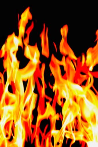 Hell「A fire」:スマホ壁紙(10)