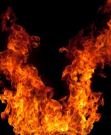 Flame「Fire」:スマホ壁紙(17)