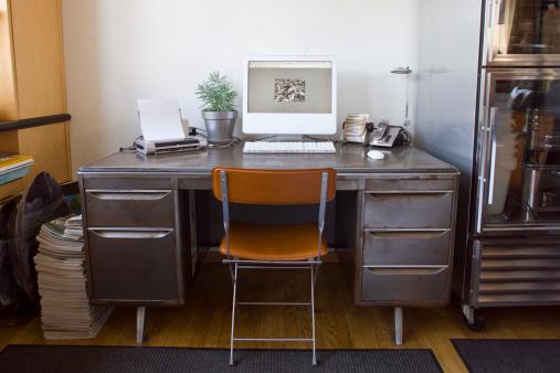 Small Office「Home office workspace」:スマホ壁紙(0)