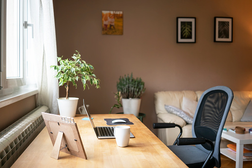 Small Office「Home office」:スマホ壁紙(9)