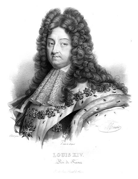Louis XIV Of France「King Louis Xiv Of France」:写真・画像(7)[壁紙.com]