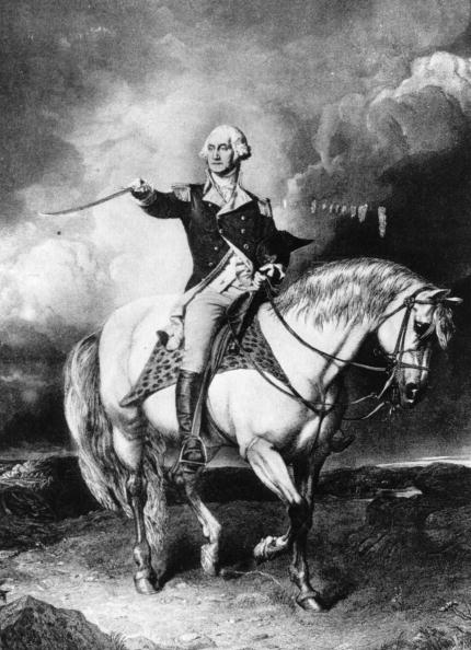 Horse「George Washington」:写真・画像(9)[壁紙.com]