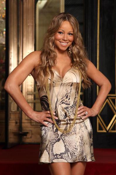 "Eyeliner「Mariah Carey On Set For Her New Music Video ""Obsessed""」:写真・画像(19)[壁紙.com]"