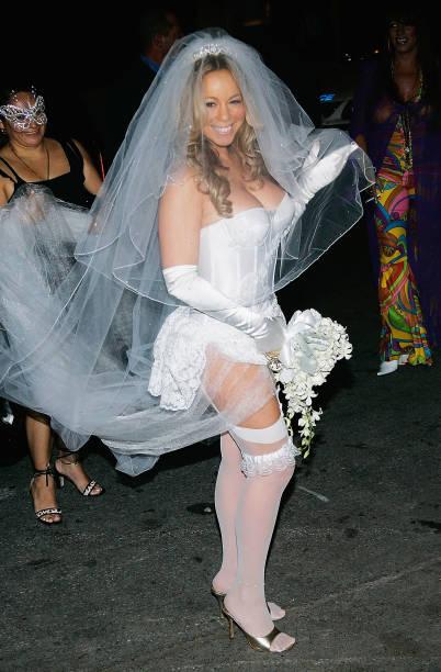 Mariah Carey's Halloween Party:ニュース(壁紙.com)