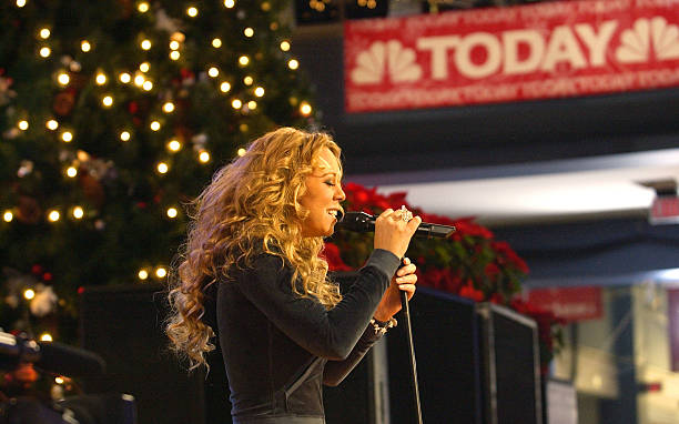Mariah Carey Performs At Mall Of America:ニュース(壁紙.com)
