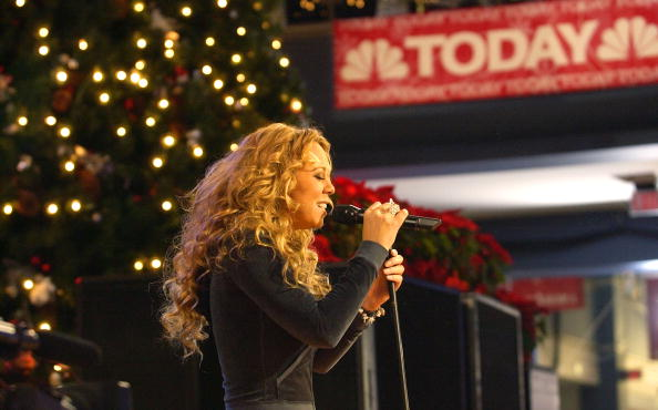 Diva - Human Role「Mariah Carey Performs At Mall Of America」:写真・画像(11)[壁紙.com]