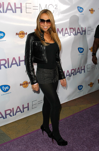 Toughness「Mariah Carey Autograph Signing For E=MC2」:写真・画像(6)[壁紙.com]